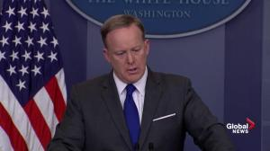 White House 'continues to be concerned' by North Korea missile tests