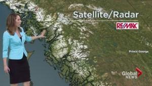BC Evening Forecast: Feb 1