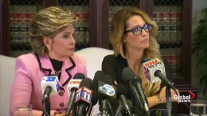 Attorney for Trump accuser and adult film star says client 'understands the risks""