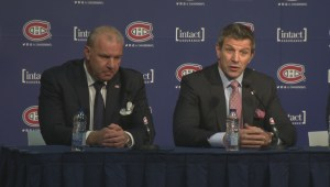 Habs end their season