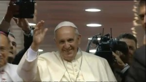 Pope Francis departs South Korea