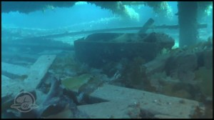 Never before seen video of Franklin Expedition vessel HMS Erebus