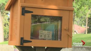 Pop up libraries popping up in Lethbridge