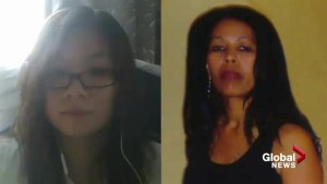 'It's hell guys, it's hell': Families of double homicide victims speak out