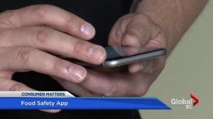 Food safety app launches in Vancouver