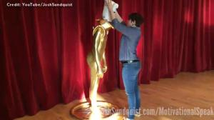 The making of the ultimate Lumière costume