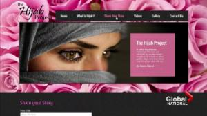 The hijab project goes global