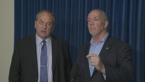 NDP and Greens put on show of solidarity