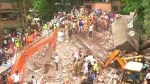 Dozens trapped under rubble after Mumbai building collapse