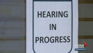 Martina Cain hearing