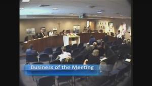 Tempers flare at May Edmonton Catholic Board meeting