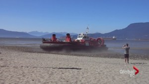 Costly Hovercraft Rescue