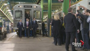 $840M of federal funding announced for TTC infrastructure projects