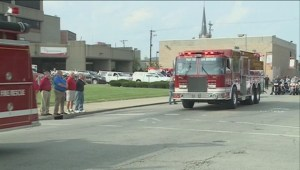 "Procession held for firefighter killed in ""Ice Bucket Challenge"" gone awry"