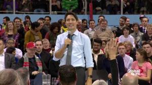 Justin Trudeau speaks about relationship with the US ahead of Trump's inauguration