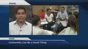 New UBC study says conformity can be a good thing