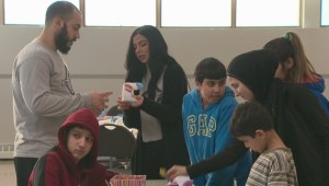 Edmonton program helps young Syrian refugees