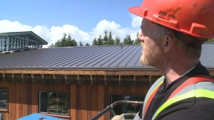 First Nations transform an old hotel in Port Hardy