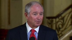 Trump adviser Stephen Schwarzman says administration holds Canada in 'high regard'