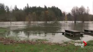 Flood warning still in effect for Port Alberni
