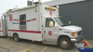 Want to help in times of disaster?  Call the Kelowna Salvation Army