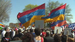 A Poem for Armenia