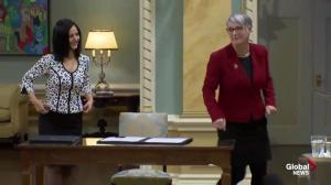 Patty Hajdu becomes Canada's new Labour Minister
