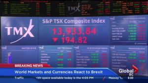 BIV: Financial markets reacts to surprising Brexit result