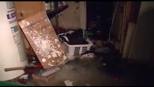 deal with flooding with your homes and basements watch news videos