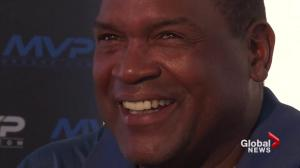 Expos great Tim Raines celebrates Montreal's love of baseball