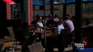 Calgary poised to break heat record