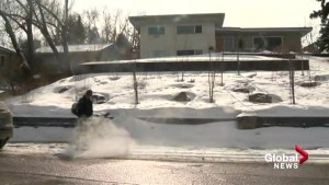 Mother Nature postpones Calgary's premature spring