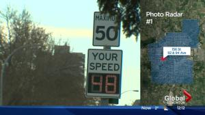 Top photo radar spots in Edmonton