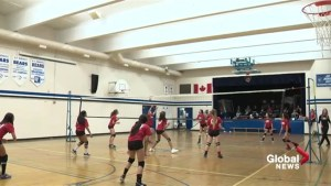 Edmonton volleyball team headed to world's biggest tournament