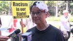 Victim speaks after sustaining head injury at white supremacist rally
