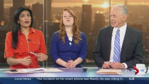 Morning News hosts pulled a prank on Montrealers