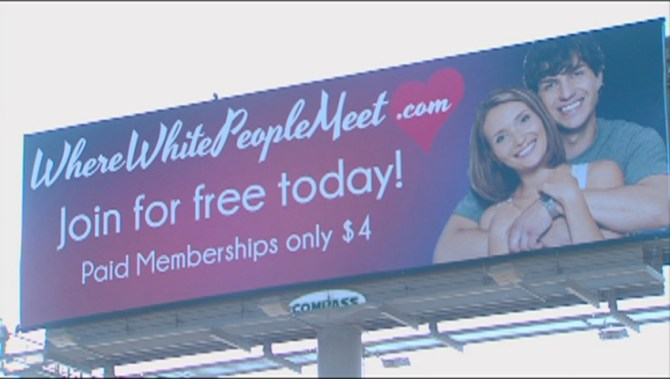 dating site for white people only Where white people meet is a real dating site in 2016 -- but we have 10 alternatives if you really want to meet white people where they feel most at home.