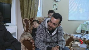 Syrian families in Vancouver describe gratitude and hopes