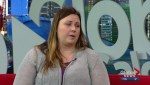Storm Chaser Beth Allen speaks about safety around storms