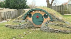 Boy with terminal cancer gets his 'Hobbit' wish