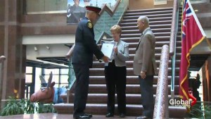 Toronto Police honours everyday heroes