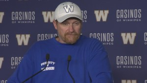 RAW: Blue Bombers Mike O'Shea Media Briefing – Aug. 1