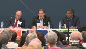 Large Turnout for Calgary-Foothills all-Candidates Forum
