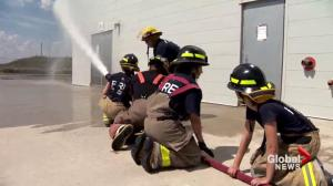 Mississauga Fire department empowers new generation of female firefighters