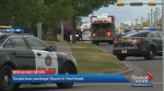 Calgary police investigate suspicious package in northeast