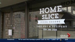 Dale MacKay opens Home Slice Pizza Shoppe