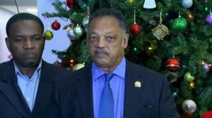 Jesse Jackson responds to Ferguson grand jury decision