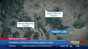 Canadian killed in Montana plane crash