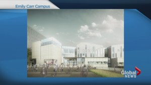 Emily Carr University breaks ground on new campus