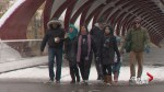 Syrian refugees thankful to be in Calgary this Thanksgiving